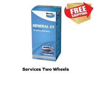 Bendix General Disc Pad Set-DB1299GCT Bendix