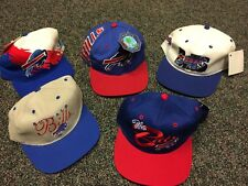Vintage Official Buffalo Bills Baseball Caps – U-Pick – NWT