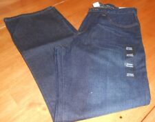 * Mens Size 30 X 30 Eddie Bauer Blue Denim Jeans Relaxed Style 5508 Color 0314