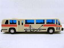 "New York City Classic 1990s metro bus diecast 6"" Model Statue Liberty  #116D"