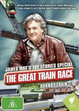 James May's Toy Stories Special - The Great Train Race - Hornby Train (DVD, 2012)