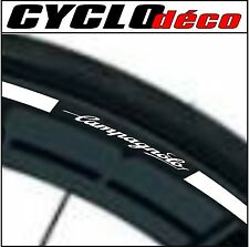 LISERET JANTE VELO stickers autocollant CAMPAGNOLO CINTAS RIM STRIPES 40 COLORS