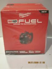"MILWAUKEE 2775B-211 M18 FUEL SWITCH PACK 18V 3/8"" Cordless Drain Cleaning NISB!!"