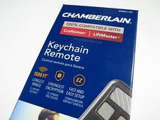 New! Latest Model Chamberlain Garage Door Mini Keychain Remote model 956EV-P2