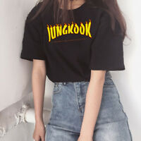 Bts jungkook thrasher t-shirt Kpop ARMY Bangtan Boys/Kpop Merch/Bts shirt