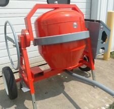 Champ Equipment Mfg C3000 Honda concrete cement mixer 9 CF gas gasoline powered