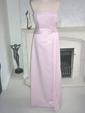 BHS Bridesmaid Dress Florence Baby Pink Size 8/10