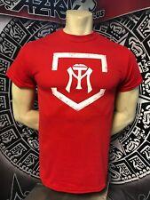 Sultanes De Monterrey Liga de Mexico Tee Shirt Mens Blue Or Red Distressed