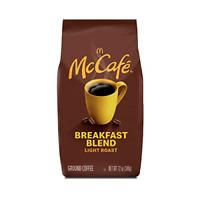 McCafe Breakfast Blend, Light Roast Ground Coffee, 12 oz Bag