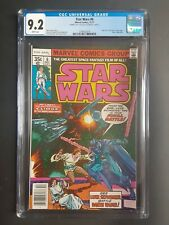 Marvel Comics' Star Wars #6 CGC 9.2 -1977
