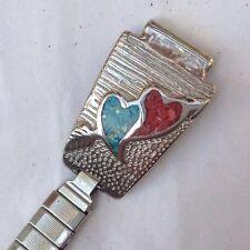 Cinturino orologio donna con turchese PIETRISCO vintage American Retro Classiche