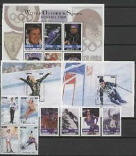 Olympiade 1998, Olympic Games - Guyana ** MNH