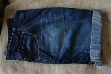 """George Mid 7 to 13"""" Inseam Cotton Big & Tall Shorts for Men"""