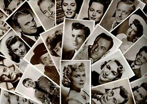 PICTUREGOER FILM STAR POSTCARDS - Cards W701 to W800 - PICK YOUR OWN (RN05)