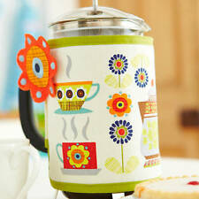 Ulster Weavers Crockery Cafetiere Jacket Cover Cosy Coffee Warmer Textile 740CRO