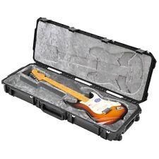 SKB iSeries Waterproof Fender Strat Tele Guitar TSA Locking Latch Flight Case