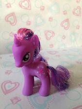 My Little Pony G4 Twilight Sparkle Single Loose  2010 Tinsel Hair