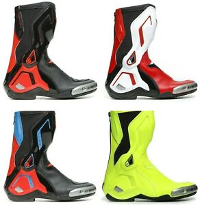 Dainese Torque 3 Out Motorcycle Boots Racing Sport Top Model Clasp Rear