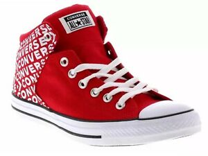 Converse Chuck Taylor All Star Hi Street Word High-Top Sneakers -Men's Size 11.5
