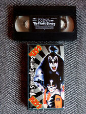 KISS - The second coming - VHS / TAPE (part 1)