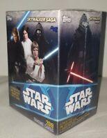 NEW Topps Star Wars Trading cards Skywalker Saga Blaster Box FAST SHIPPING!