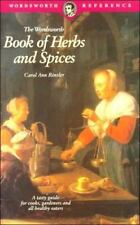 Book of Herbs and Spices (Wordsworth Reference)