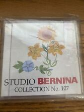 Studio Bernina Embroidery Card Collection No. 107  Deco Brother Baby Lock