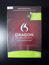 Nuance Dragon Naturally-Speaking 11.5 Professional (XP /Windows Vista/Windows 7)