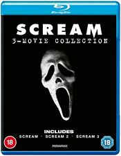 Scream Trilogy (Box Set) [Blu-ray]