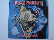Iron Maiden ‎– No Prayer For The Dying EMI ‎– EMD 1017 / 1990  VINYL LP