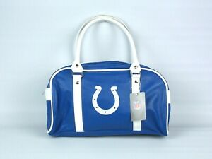 Indiana Colts Women's Most Valuable Fan NFL Purse Vinyl Official NFL.com NWT