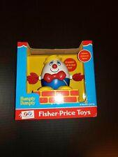 Fisher Price Classics Humpty Dumpty Pull Along #2186