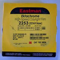 Eastman Kodak Ektachrome 2253 16mm Film 250'