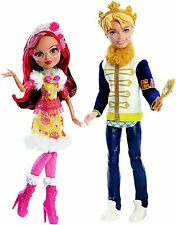 Ever After High DLB38 Daring Charming and Rosabella Beauty Dolls, Epic Winter 2-