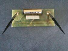 Porte Stylo Calendrier Perpétuel Sheaffer Plume Or 14K Gold Nib Fountain Pen
