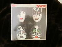 KISS SEALED ALBUM DYNASTY 1979 LP RECORD SIMMONS STANLEY  FREHLEY  CRISS - RARE