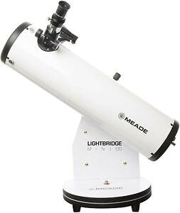 Meade Instruments LightBridge Mini 130 Dobsonian Telescope