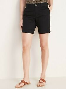"""Old Navy 7"""" Mid-rise Everyday Shorts Various Colors & Size . NWT"""