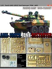 Tiger Model #4602 1/35 French AMX-10RCR Tank Destroyer