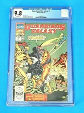 1990 Marvel Comics Guardians of the Galaxy AUG #3  CGC 9.8