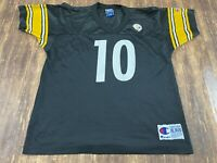 VTG Kordell Stewart Pittsburgh Steelers NFL Football Jersey - Champion Youth XL