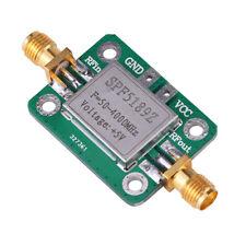 LNA Faible bruit Amplificateur RF FM HF VHF / UHF Récepteur de signal NF = 0.6dB