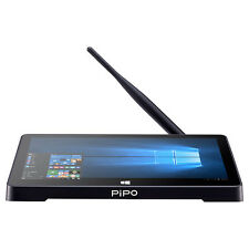 PIPO X10 pro Mini PC Windows 10 & Android Intel Z8350 Quad Core 4G 64G 10.8 inch