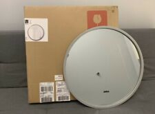 Mirror - Umbra® Hub 24-Inch Round Wall Mirrors in Grey (2 Available)