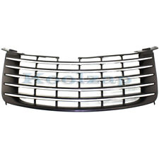 06-10 PT Cruiser Front Grill Grille Assembly Black w/Chrome Molding 5179089AB