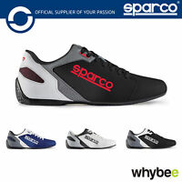 001263 Sparco SL-17 Sports Trainers Driving Shoes in 4 Colours and Sizes 36-46