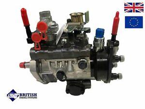 JCB 320/06929 DELPHI Diesel Fuel Injection Pump 9323A260G DP210