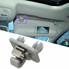 ALETTA Parasole Clip Holder STAFFA GANCIO PER AUDI A1 A3 A4 Q3 8U0857562A Grigio