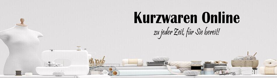 Kurzwaren Online