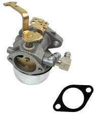Generator Carburetor w/ Gasket Tecumseh HM80-155638S HM100-159402P 159409P Carb